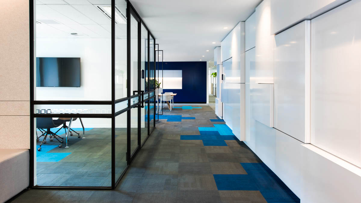 IA Design - Interior Architecture - Micro Focus + Suse