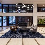 IA Design - Interior Design Architecture - 190 St Georges Terrace Lobby