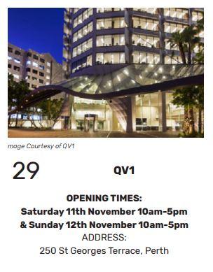 IA Design | CBRE | Open House Perth 2017