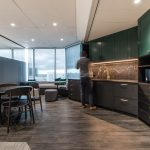 IA Design – Interior Design Architecture – Exchange Tower Show Suite